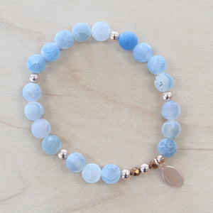 The Addison -  Semi-precious Bracelet