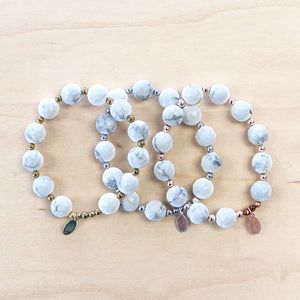 The Celine - Semi Precious Bracelet