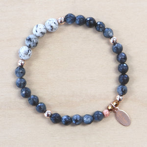 The Harper -   Semi-precious Bracelet