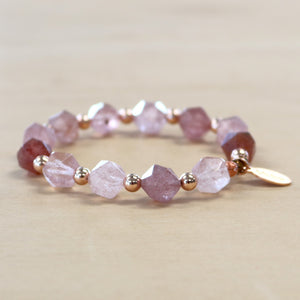 The Brenna -  Semi-precious Bracelet