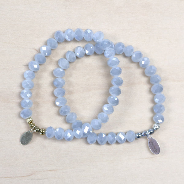 The Leah - Crystal Bracelet