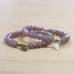 The Kelly - Crystal Bracelet