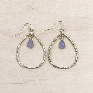 The Nadia  - Earrings