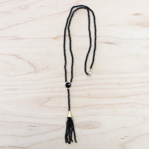 The Jillian - Lariat Necklace