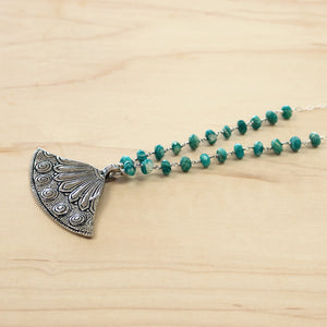 The Dania - Semi-Precious Stone Necklace