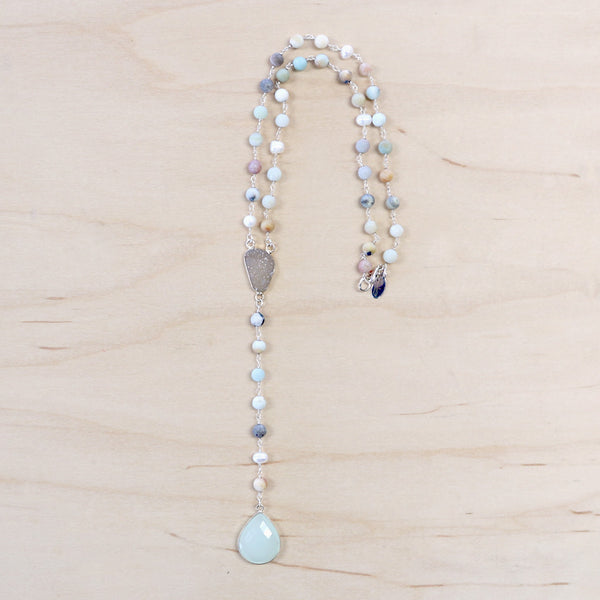 The Alana  - Semi-Precious Necklace
