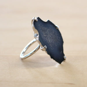 The Chelsea - Druzy Ring