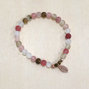 The Capri  - Semi-precious beads