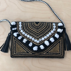 The Rima  - Cross body clutch
