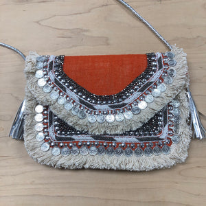 The Olivia - crossbody clutch