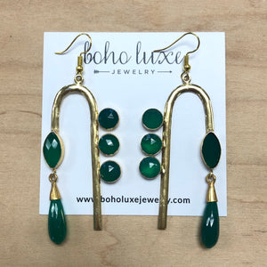 E.  Flash sale earrings