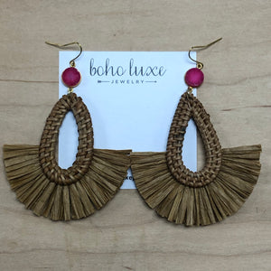 L. Flash sale earrings