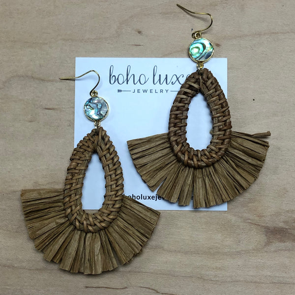 V. Flash sale earrings