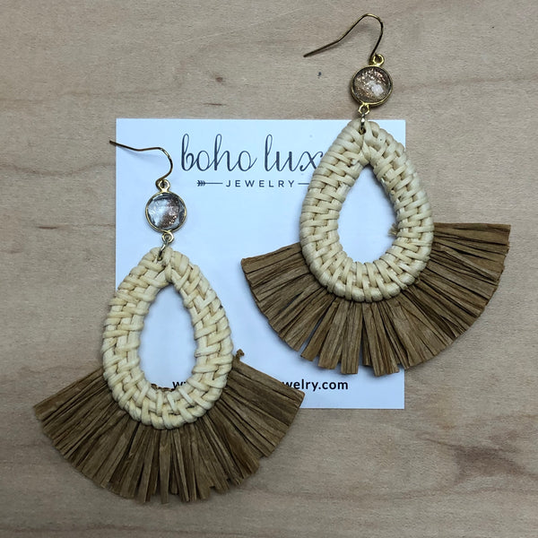 T. Flash sale earrings