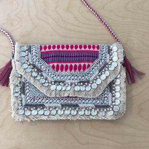 The Shawna - Cross body clutch