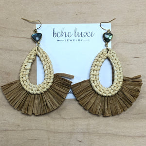 K.  Flash sale earrings