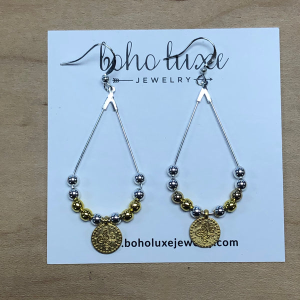 H.  Flash sale earrings