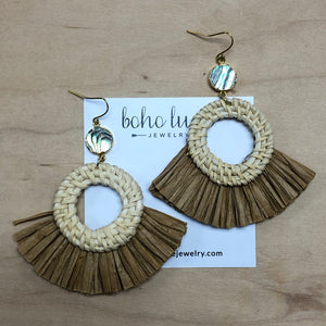 R. Flash sale earrings