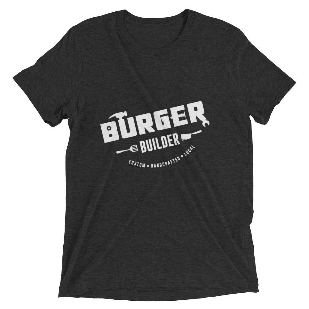 Burger Builder BUILT TO CODE