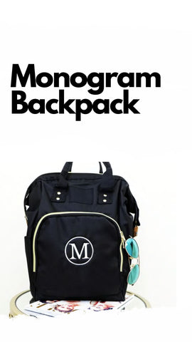 Monogram Backpack Free shipping friday favs