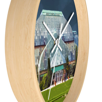 Lincoln Park Conservatory Wall Clock
