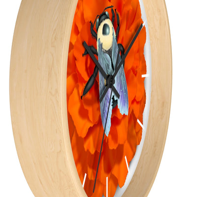 Bumblebee Wall Clock