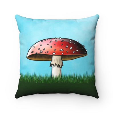 toadstool pillow