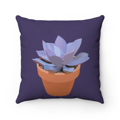 Succulent Throw Pillow :: Succulent #2