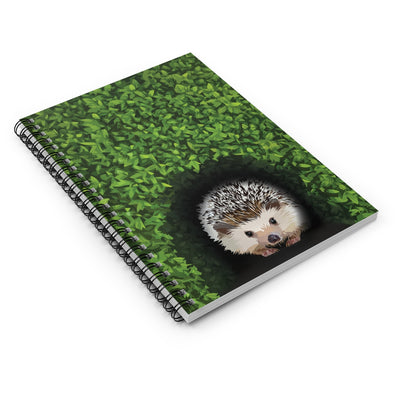 Hedgehog in the Hedge Spiral Notebook