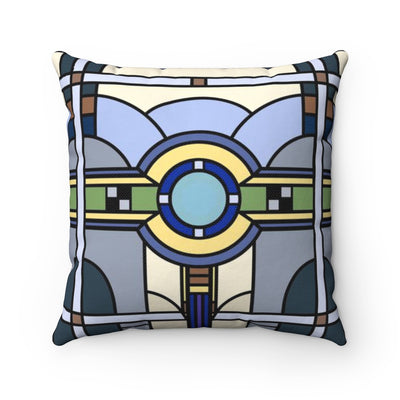 Art Deco Throw Pillow