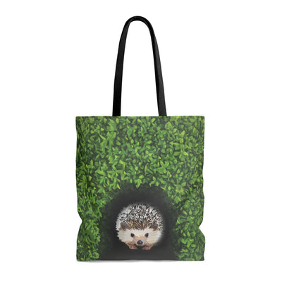 Hedgehog in the hedge Tote Bag