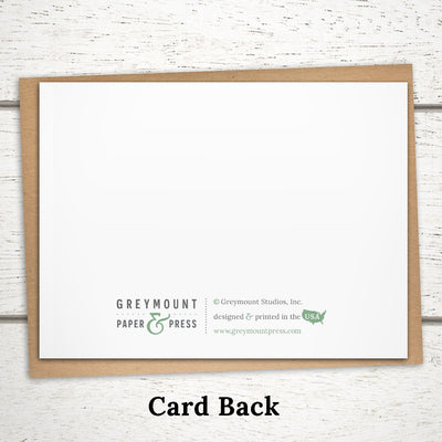 New House Card: Congrats on Your New Place! Housewarming Card