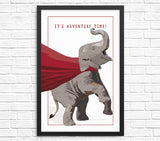Funny elephant home decor