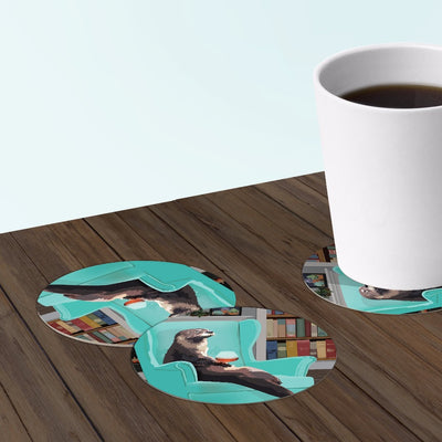 otter coaster set