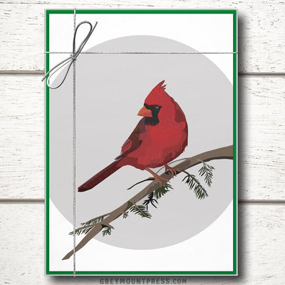Holiday REPRINT DISCOUNT: Cardinal 15-Pack