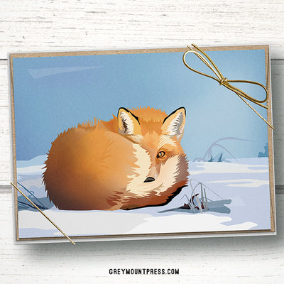 Animal Holiday Card 15-packs!