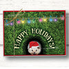 Funny Hedgehog Christmas Card boxed set