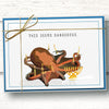 "Holiday: Funny Hanukkah Cards Boxed Set of 15, Oliver the  Octopus ""This Seems Dangerous"""