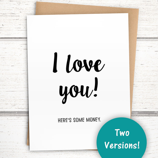 Appropriate Amount Of Cash For Wedding Gift: Wedding Card: Happy Wedding! Let The Adventure Begin By