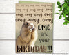 Prairie dog birthday card for animal lover