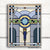 Art Deco Notecard Set: Stained Glass Notecards