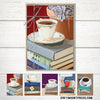 Teacup notecard set. Variety pack with multiple designs and envelopes.