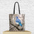 Bluejay tote bag