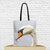Birds: Swan tote bag