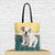 English bulldog tote bag -- Winnie