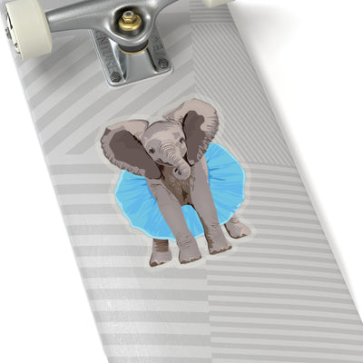 Elephant Sticker :: Tutu Elephant
