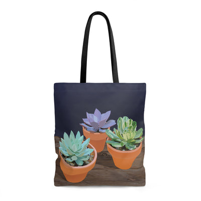 succulent bag with handles