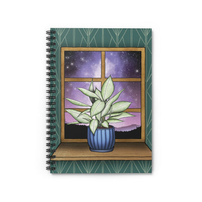 Houseplant Dreams Spiral Notebook