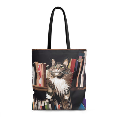 cat bag tote