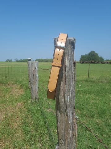 "Custom Belt Size 38"" to 45.5"""